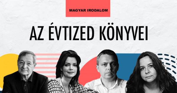 Az évtized legfontosabb magyar könyvei 3.