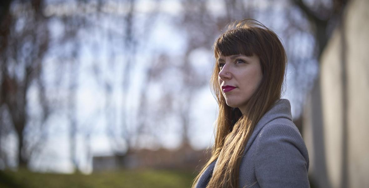 Harag Anita: A szereplőim nem tudnak elszakadni a múltjuktól