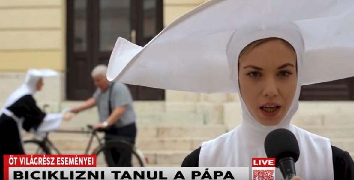 Örkény Egyperceseiből készítettek kisfilmeket a Pécsi Nemzeti tagjai