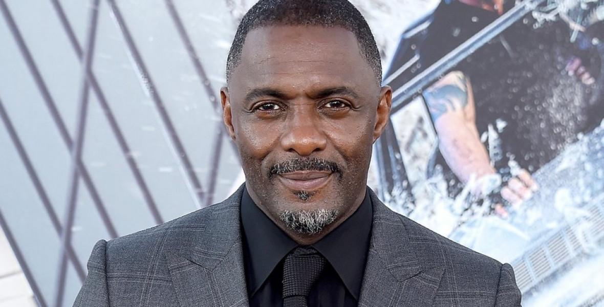 Idris Elba többkötetes gyerekkönyvszerző lesz!