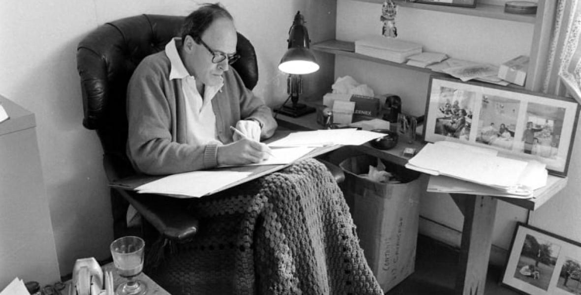 A Netflix megszerezte Roald Dahl életművét