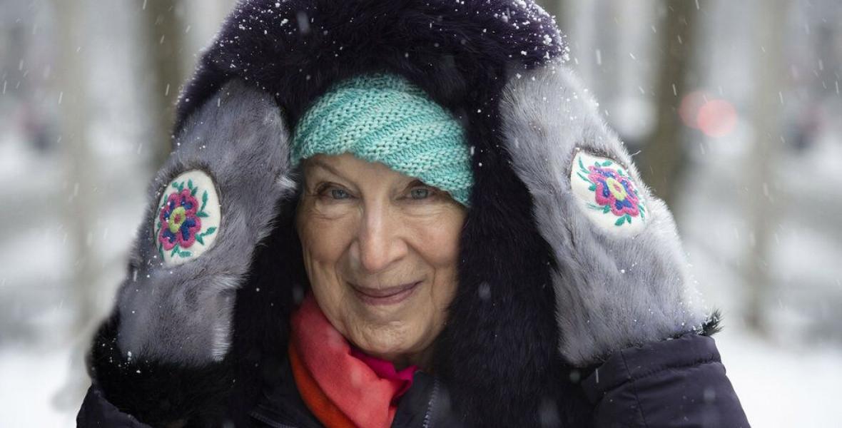 Margaret Atwood okosabb volt, mint bárki a Harvardon
