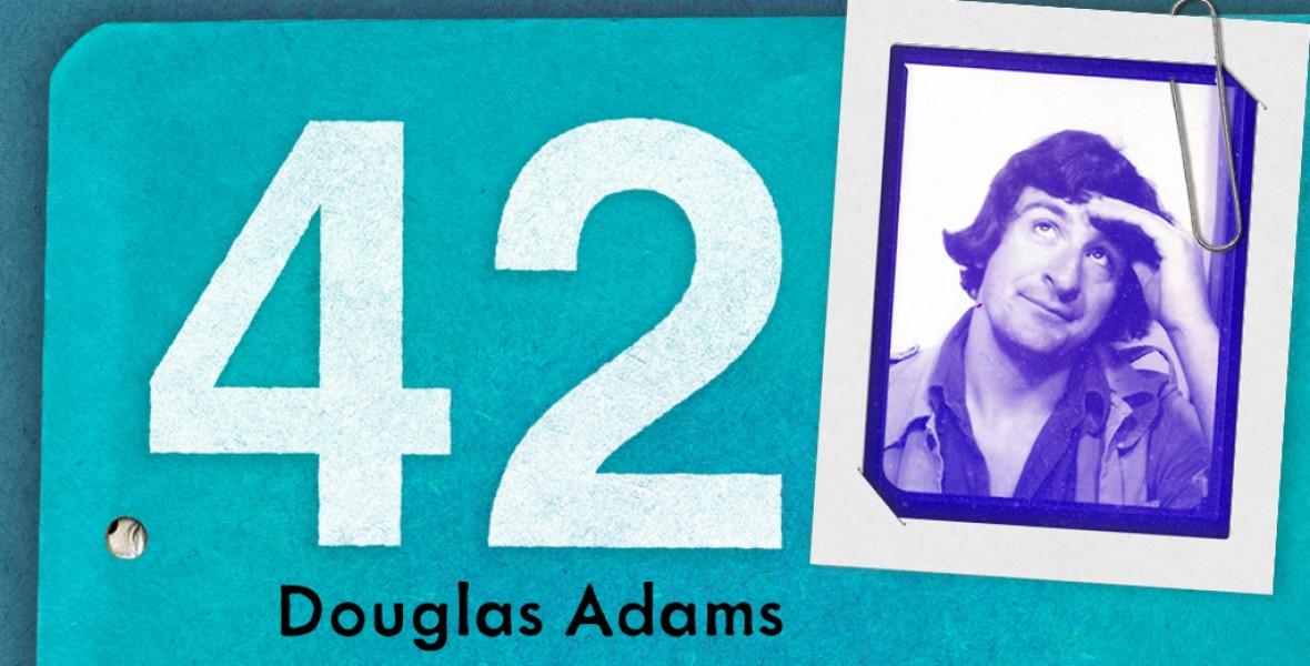 """""""Viszlát, és kösz a halakat!"""" - Neked mi a kedvenc Douglas Adams-idézeted?"""