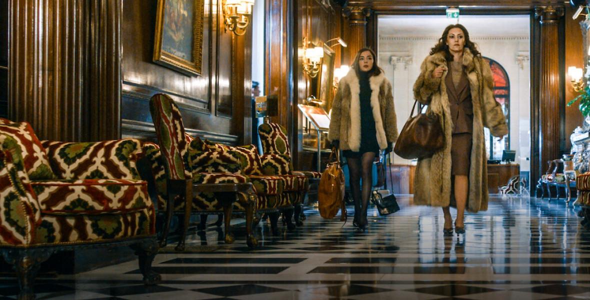 Madame Claude a francia elit kerítője volt, film készült róla a Netflixre