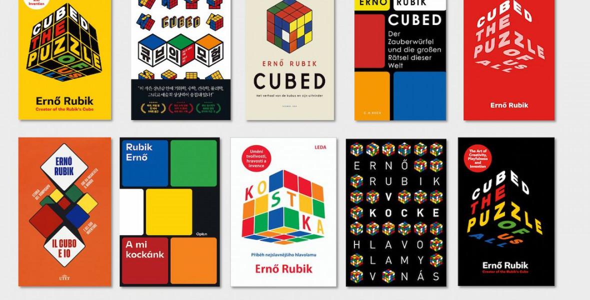 Rubik Ernő könyvének jogait már 16 ország kiadói vették meg