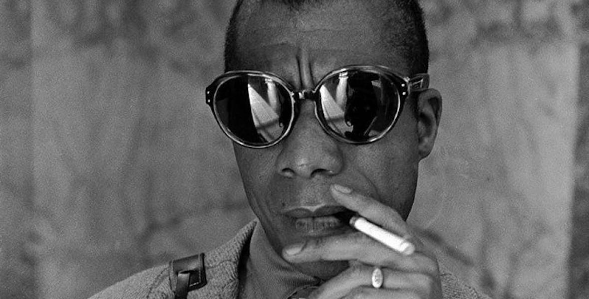 Sosem vetített portréfilm került elő James Baldwinról