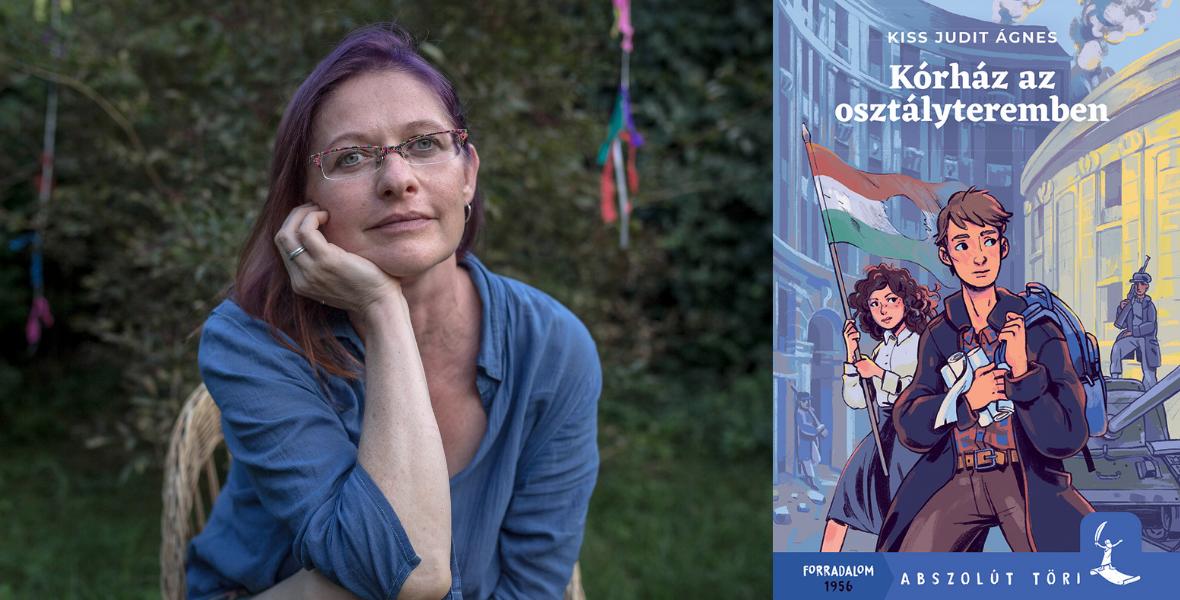 Kiss Judit Ágnes: Kórház az osztályteremben
