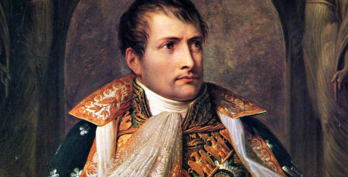 Olvass könyvet és képregényt Napóleonról!