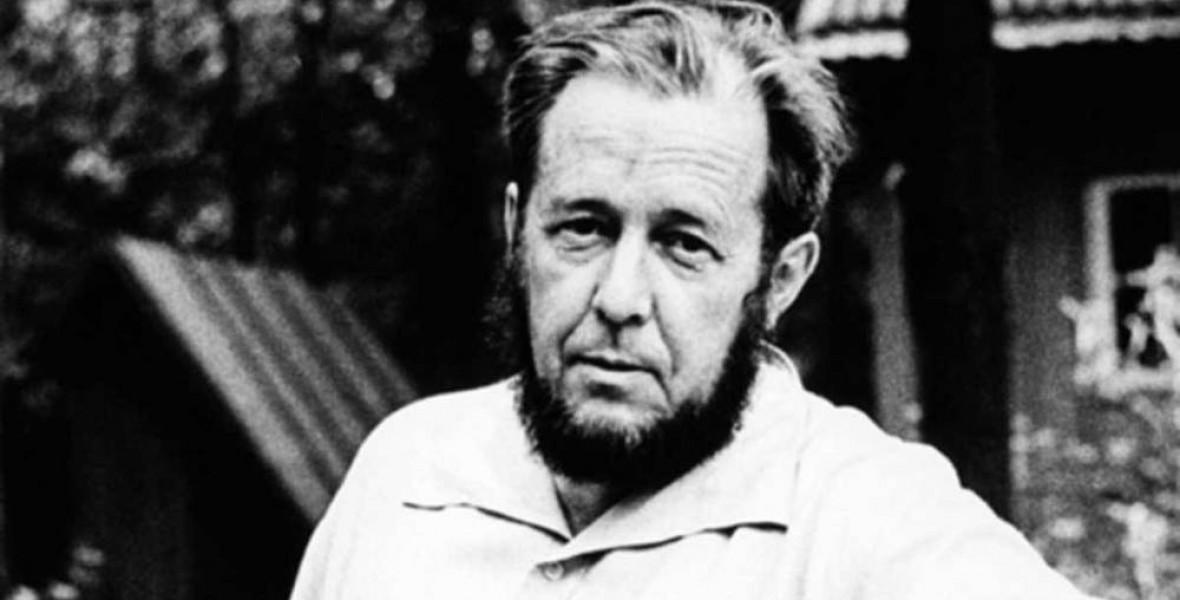 A Nobel-zsűri aggódott Szolzsenyicinért