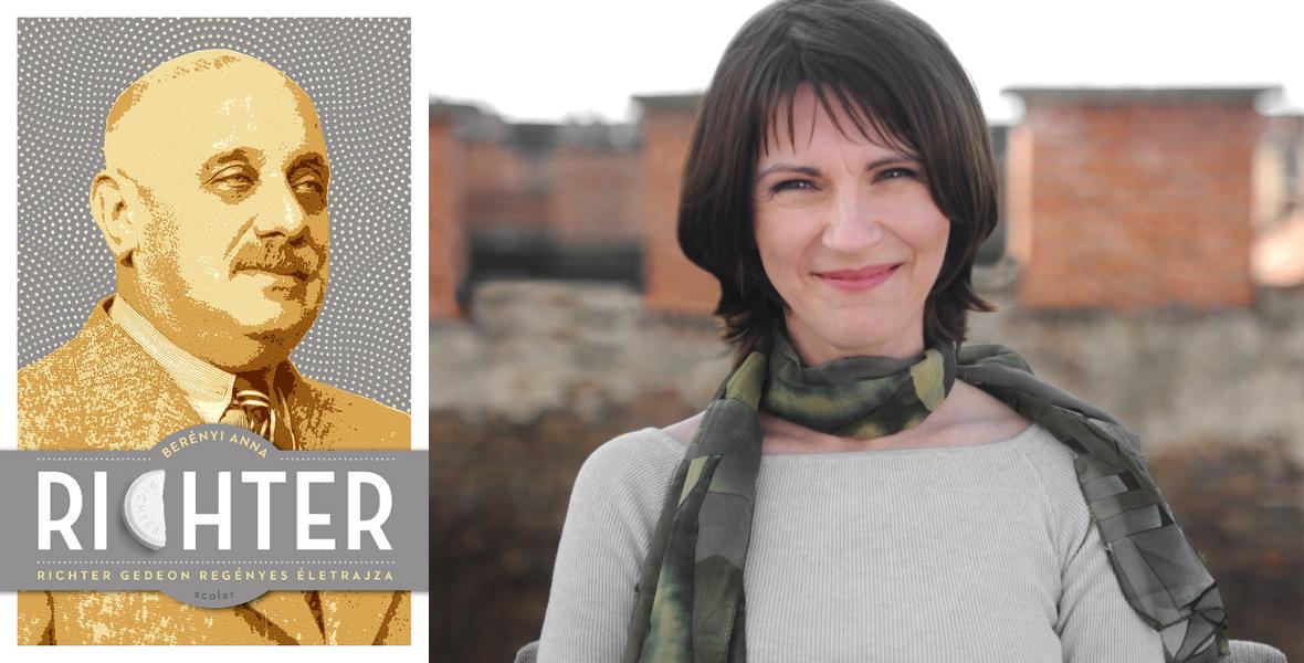 Richter: egy tehetséges gyógyszermágnás a magyar történelem viharaiban