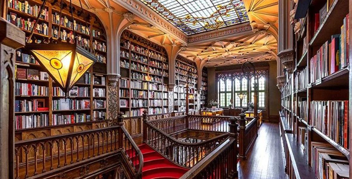 Nobel-díjasok kiállítása nyílt a világ legszebb könyvesboltjában