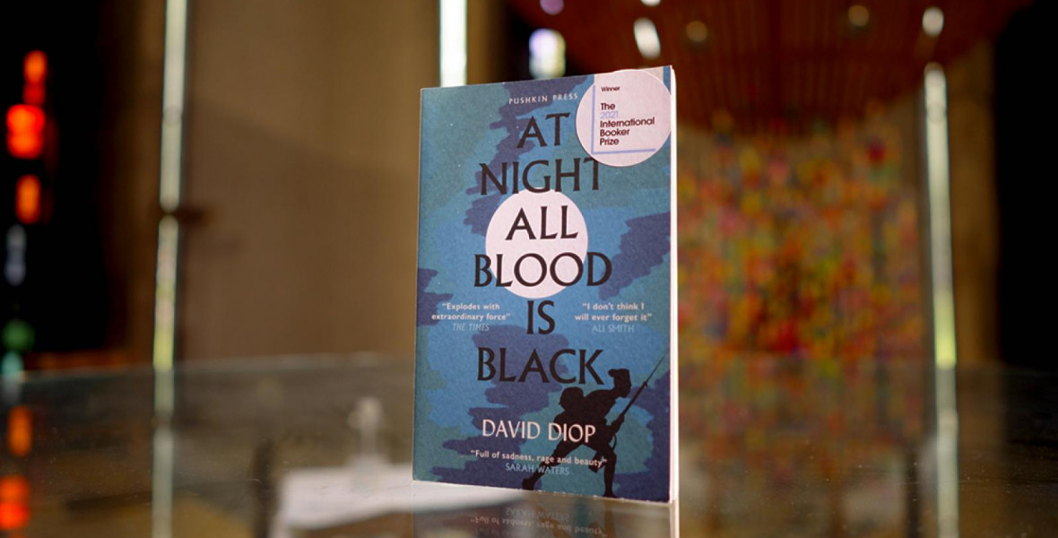 Egy francia háborús regény nyerte a 2021-es Nemzetközi Bookert