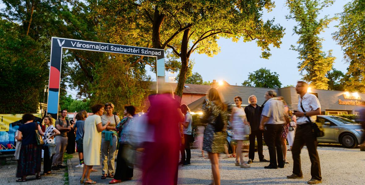 Bemutatkozik a Margó Irodalmi Fesztivál helyszíne: Városmajori Szabadtéri Színpad