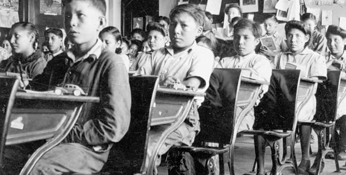 Sorozat készülhet az erőszakkal asszimilált kanadai gyerekek történetéből