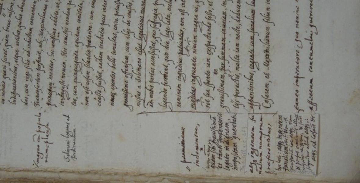 Titokzatos krónikára bukkant egy olasz levéltárban két magyar