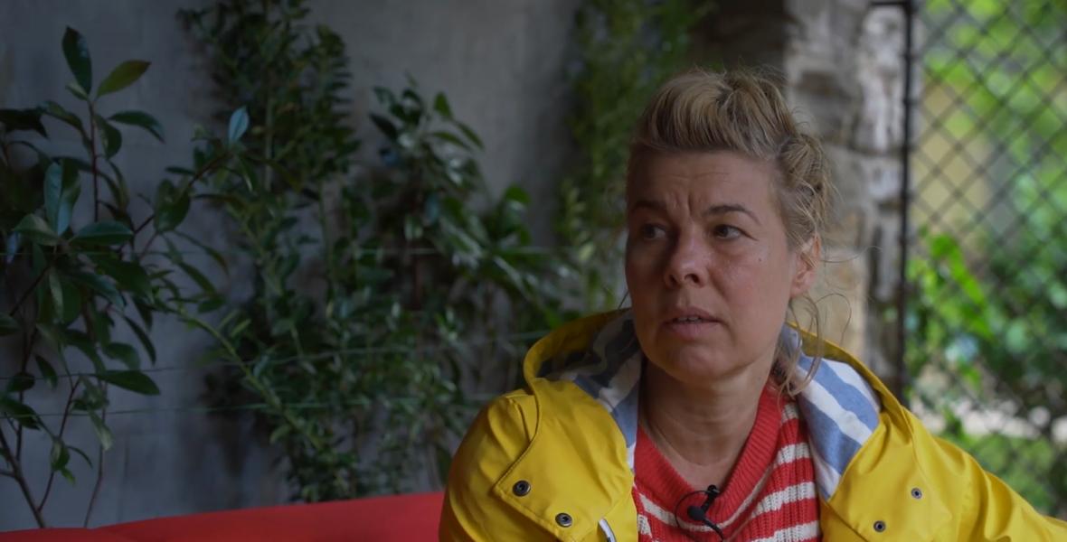 Pelsőczy Réka: A női történetek kiemelt helyen vannak nálam (Margó Extra)