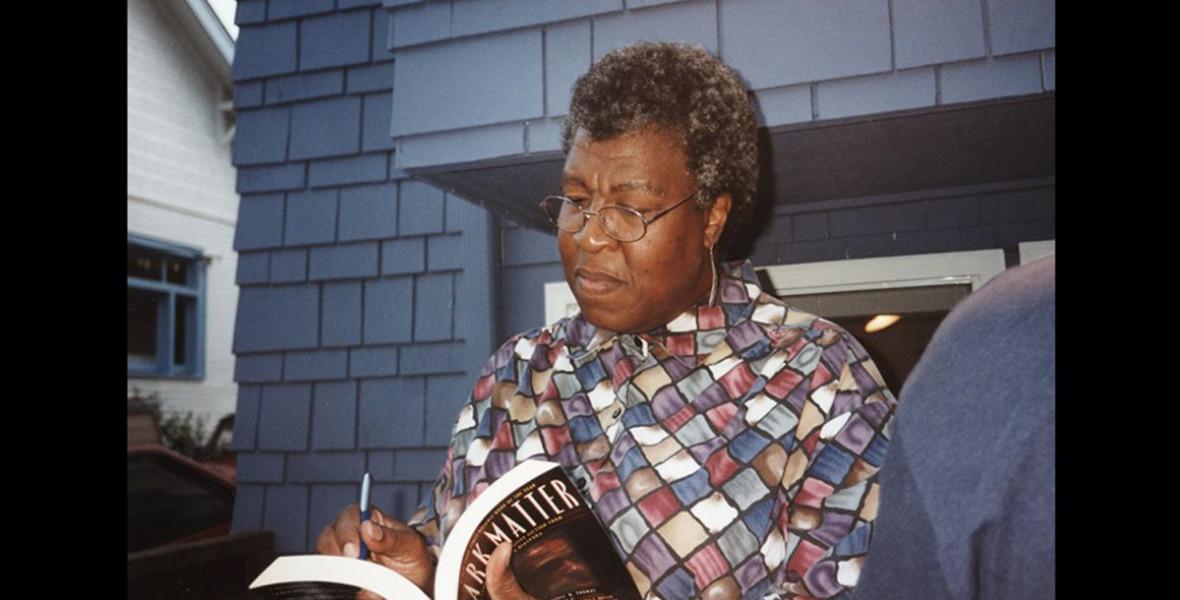 Octavia E. Butler: Felejtsd el az inspirációt, felejtsd el a tehetséget, csak írj!