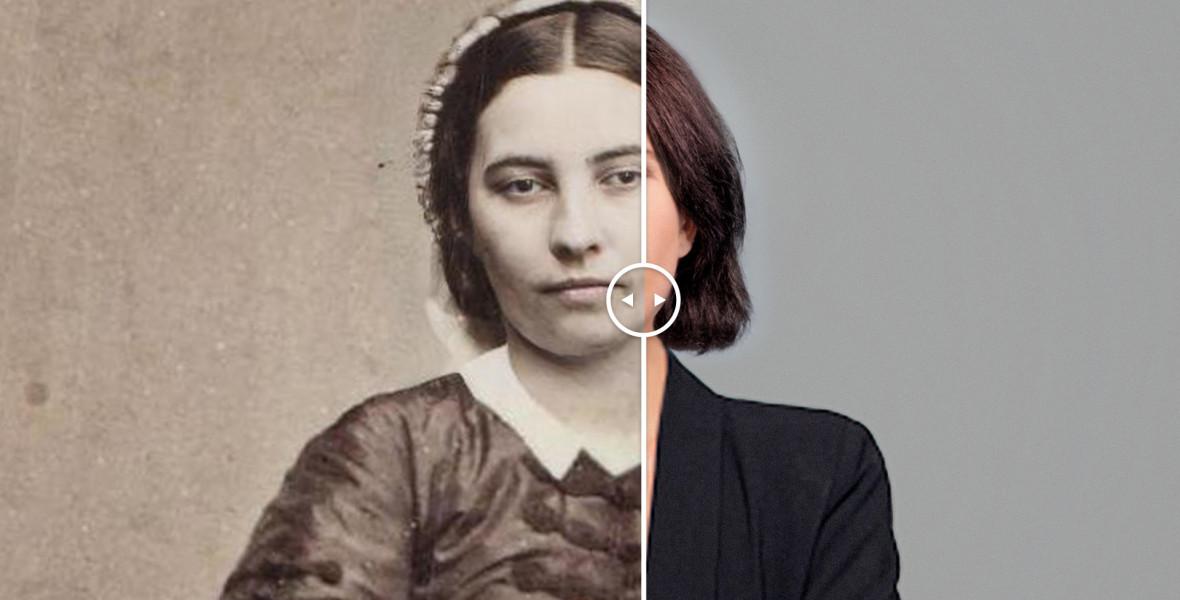 Így nézne ki 21. századi nőként Szendrey Júlia