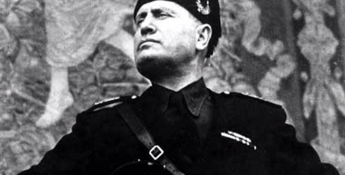 Kosztolányi fordította Mussolini első életrajzát