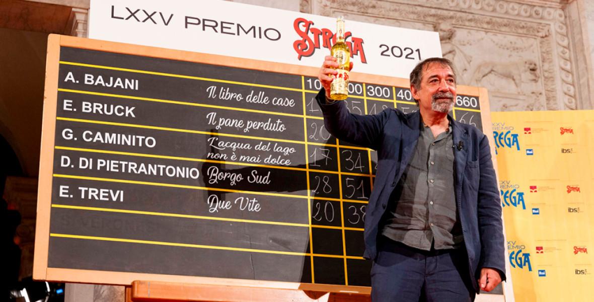 Emanuele Trevi az idei Strega-díjas