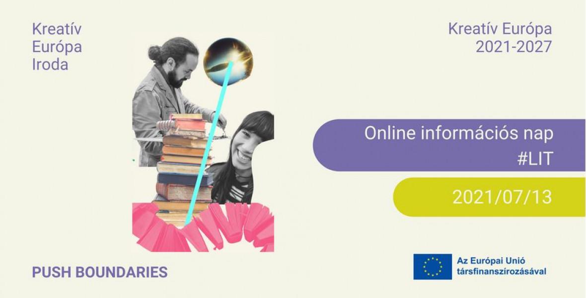 A Kreatív Európa online információs napot tart