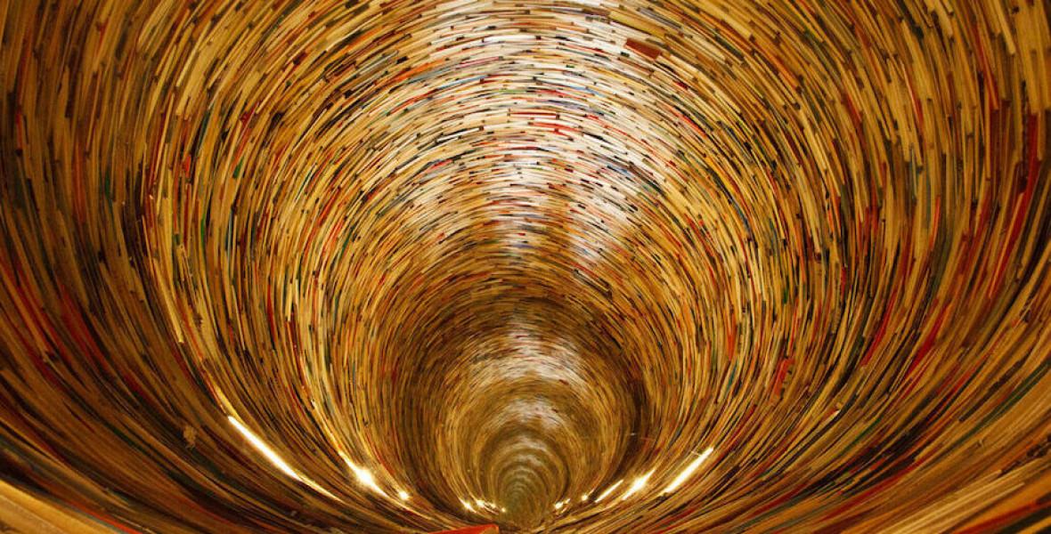 Egy 78 éves nő 150-200 könyvet olvas el havonta