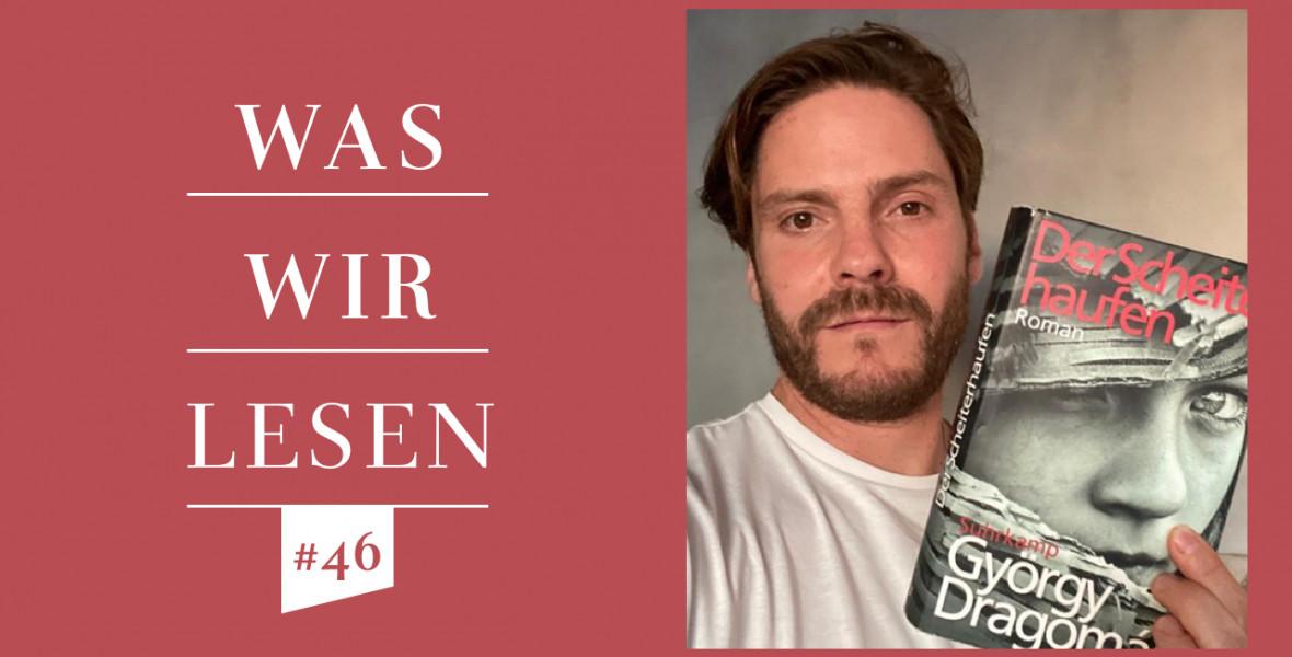 Dragomán könyvét ajánlja Daniel Brühl