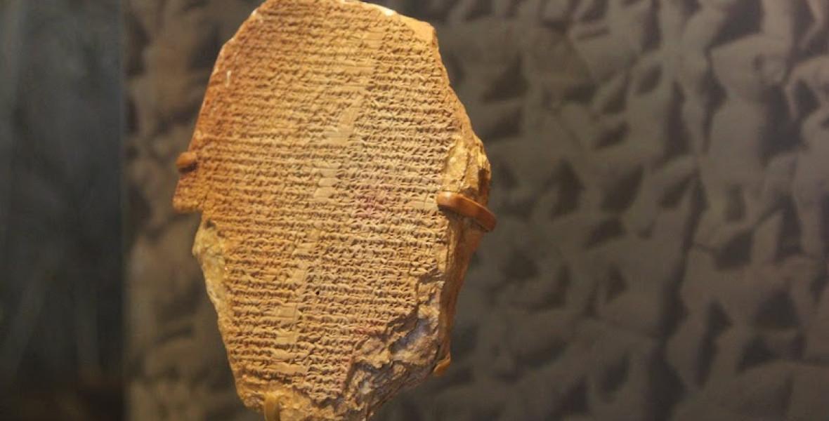 Visszaszerezte a Gilgames-táblát az Egyesült Államok a Hobby Lobbytól