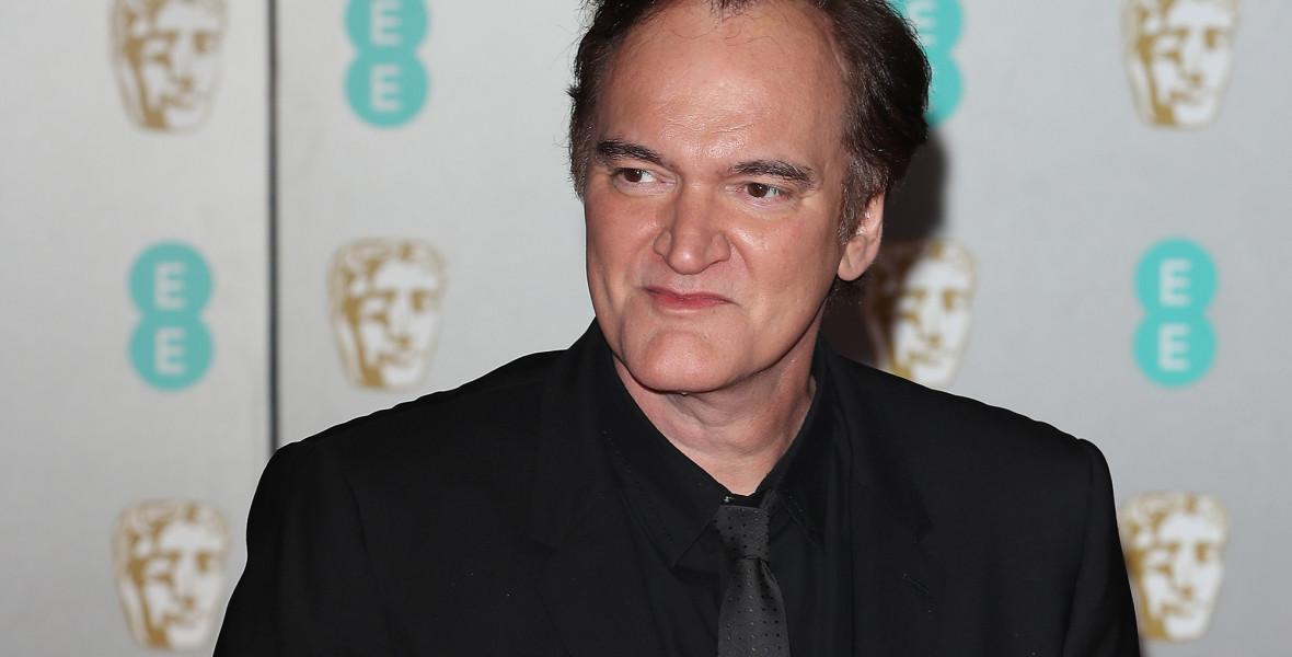 Tarantino ezért nem támogatja anyagilag az anyját