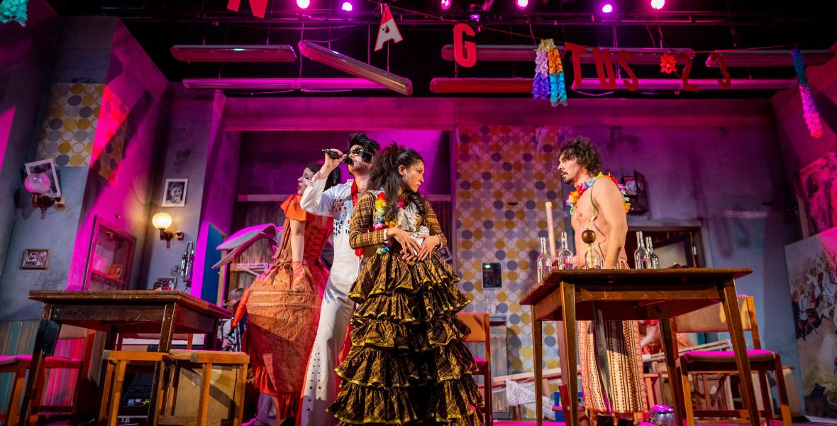 6 város 6 színházának 6 előadása érkezik a Városmajorba
