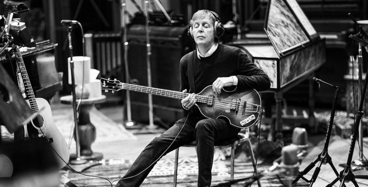 Paul McCartney a Beatles-dalokon keresztül mesél az életéről