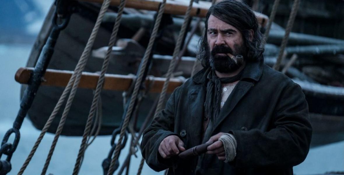 Colin Farrell önmagából kivetkőzve merítkezik meg bűnben és a Jeges-tengerben