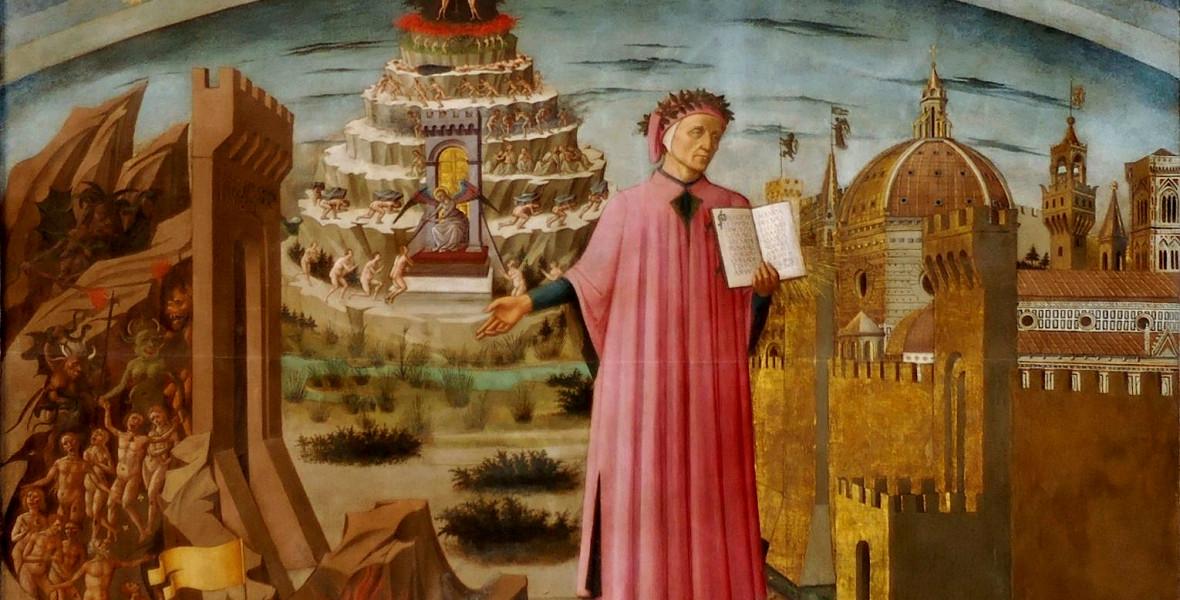 100 napos Dante-kihívás: csatlakozz a világ legnagyobb Isteni színjáték olvasóklubjához!