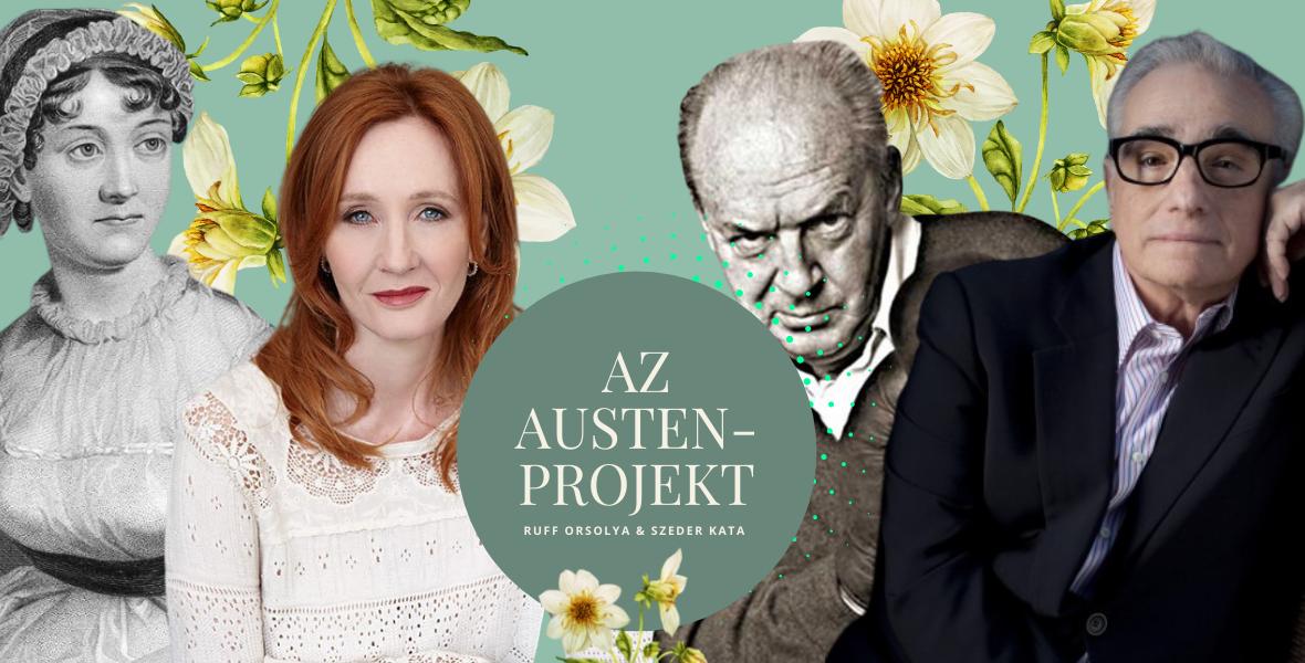 A regény, ami Nabokovot, Rowlingot és Scorsese-t is megihlette [Az Austen-projekt]