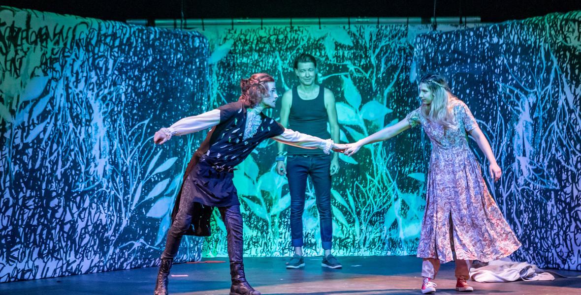 Beck Zoltánnal érkezik Shakespeare a Városmajorba ősszel