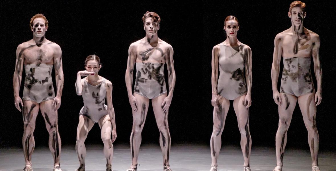 A várandósság alatti hangulatingadozás inspirálta az egyik legvadabb modern táncművet