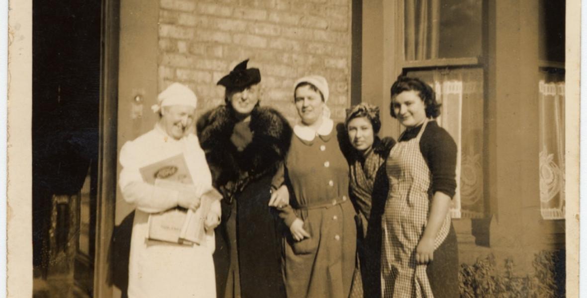 A történész unoka kinyomozta, hogyan lopták el a nácik a nagymamája szakácskönyvét