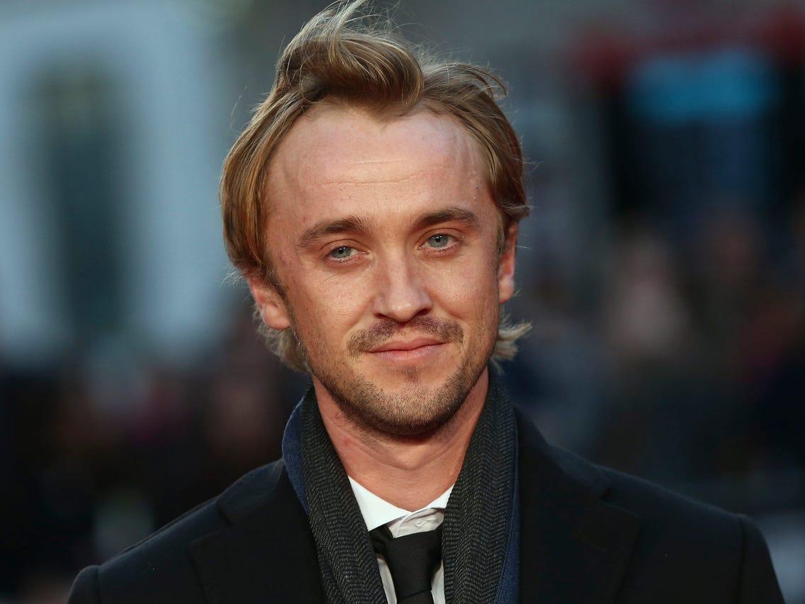Összeesett egy golfversenyen Tom Felton, a Harry Potter-filmek Draco Malfoya