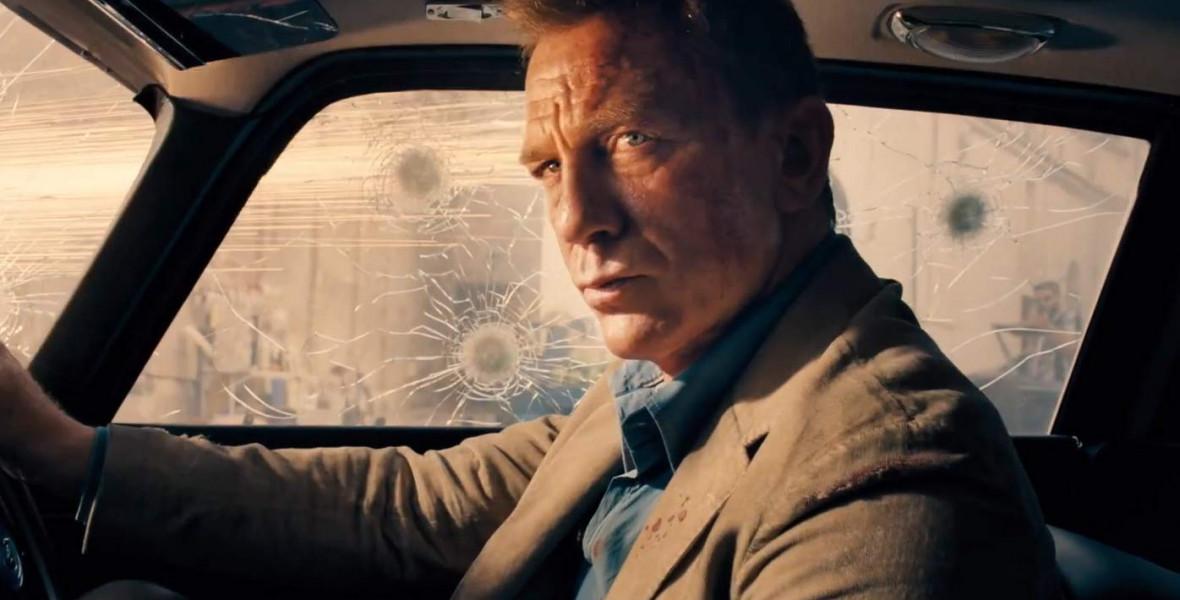 Daniel Craig lezárta az egyik legsikeresebb Bond-korszakot