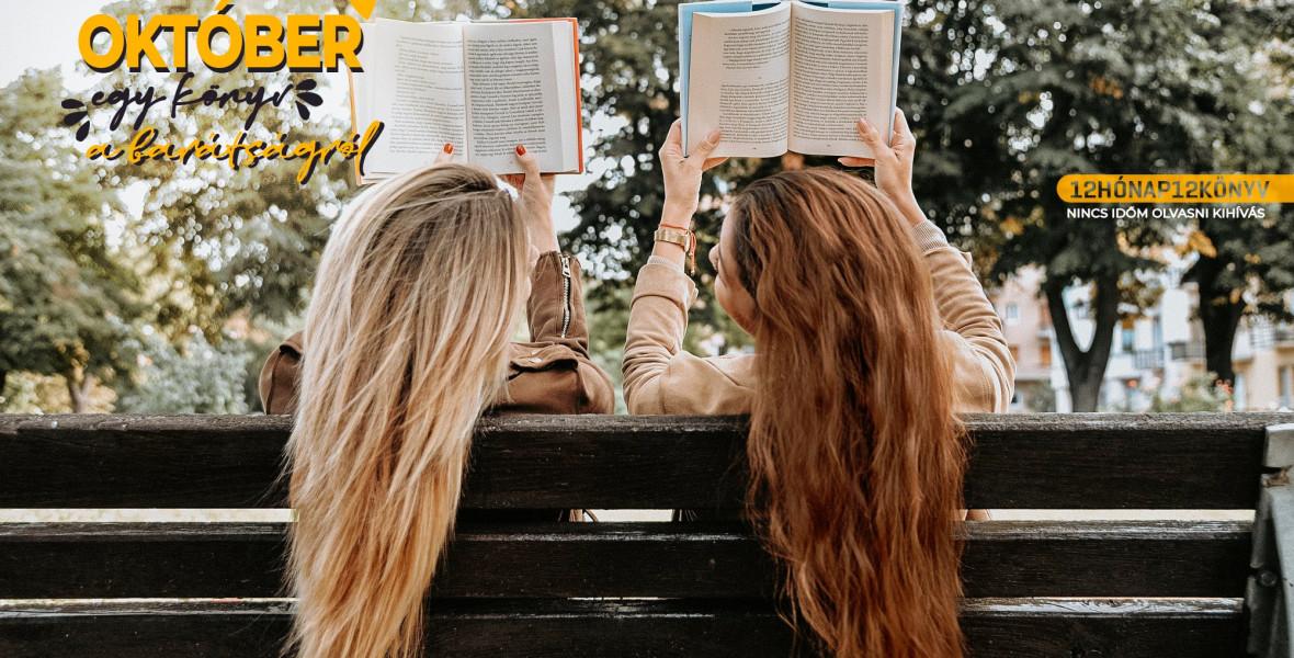 5 könyv, amely a barátságról szól