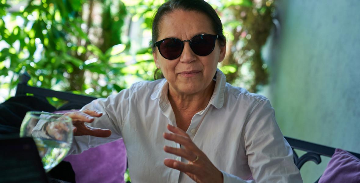 Enyedi Ildikó: Női rendezőként szerettem volna megengedni magamnak a lovagiasság luxusát