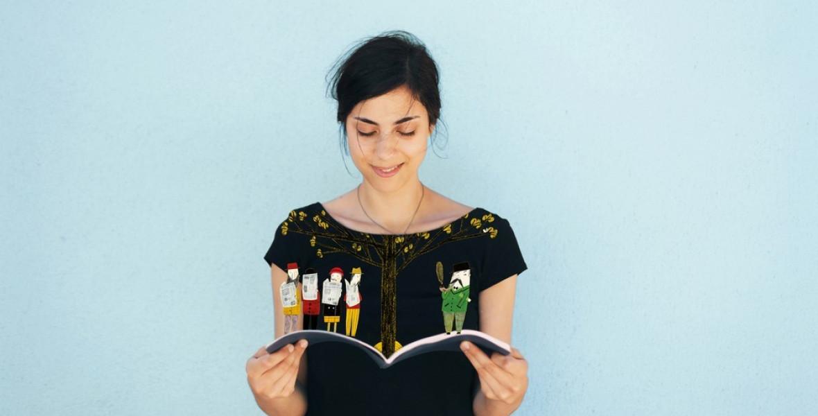 Catarina Sobral a felnőtteket is meg akarja szólítani a gyerekkönyveivel