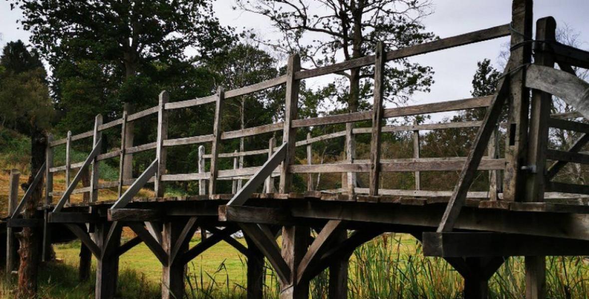 Eladták Micimackó hídját, de a Pagonyban marad