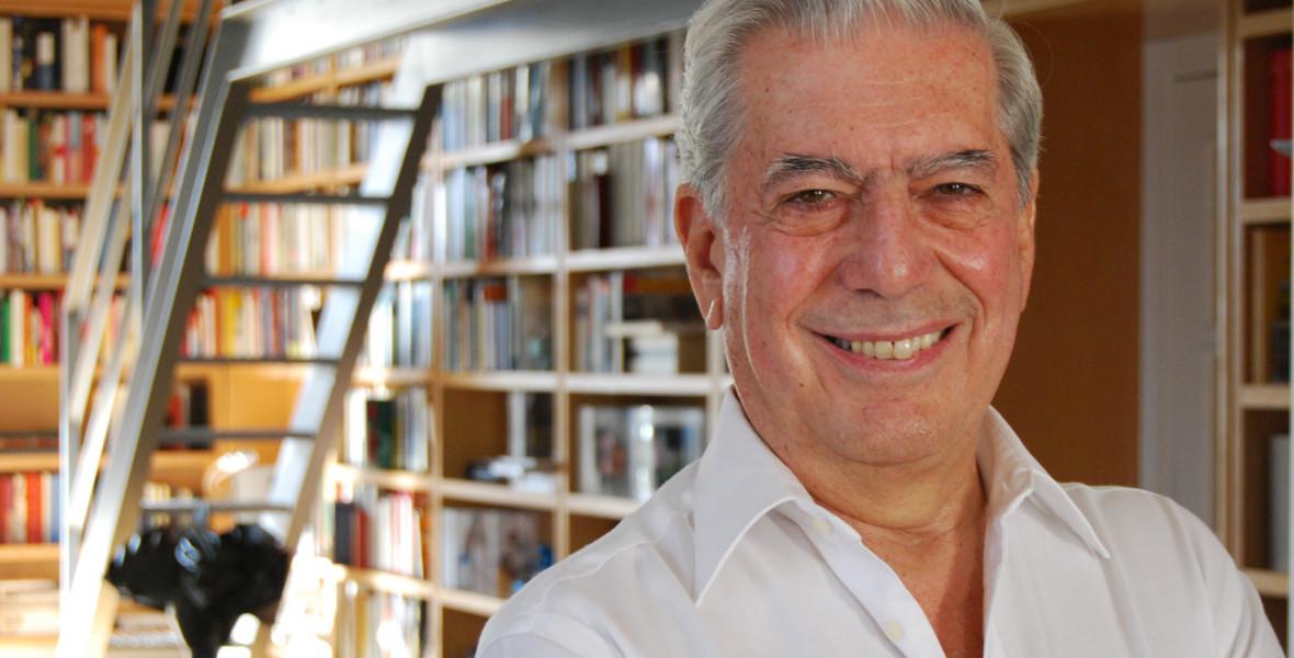 Mario Vargas Llosa lesz a berlini irodalmi fesztivál egyik díszvendége