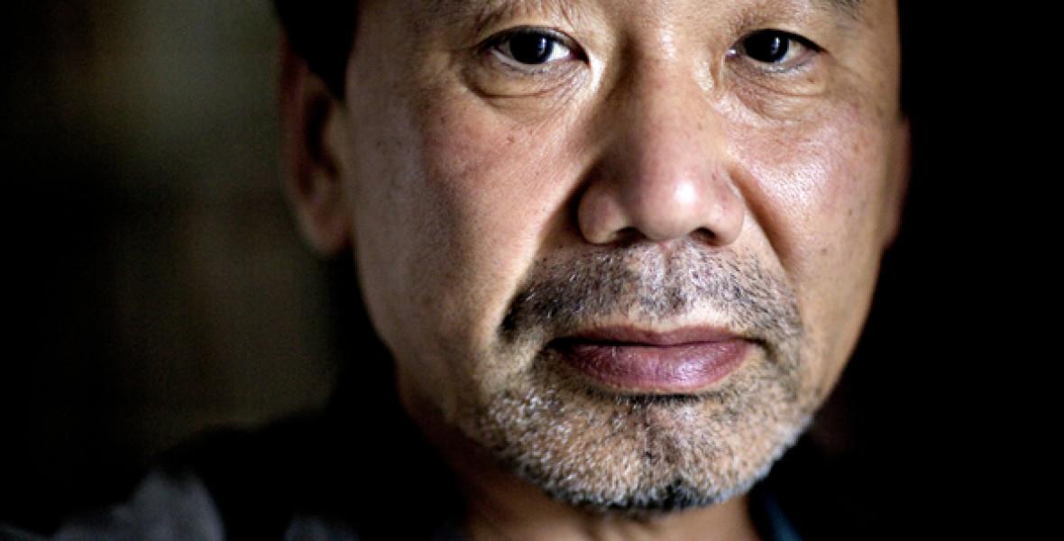 Új novelláskötete jelent meg Murakaminak