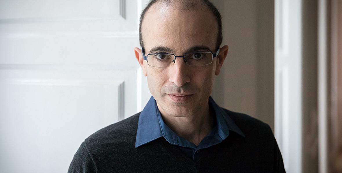 Harari: A gyarmatosításhoz ma már elég megszerezni az adatokat