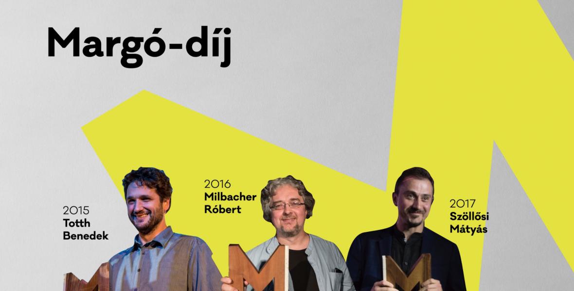 Margó-díj 2018: keressük a legjobb első prózakötet szerzőjét!