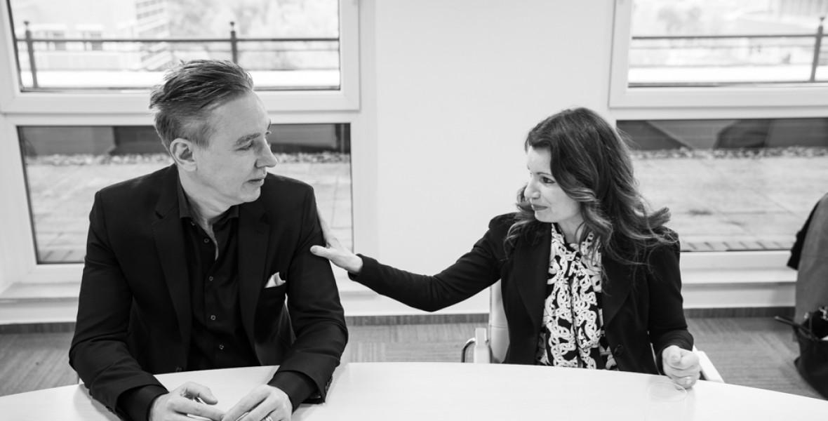 Lars Kepler lett az év legjobb krimiszerzője Svédországban