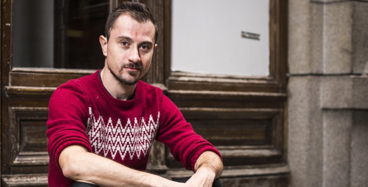 Szöllősi Mátyás: Régóta érdekel, mi mozgolódik az emberek lelkében