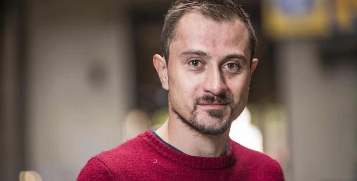 Szöllősi Mátyás az idei Margó-díjas!